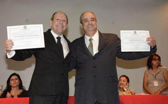 Ronaldo Dimas é diplomado prefeito de Araguaína em sessão solene do TRE