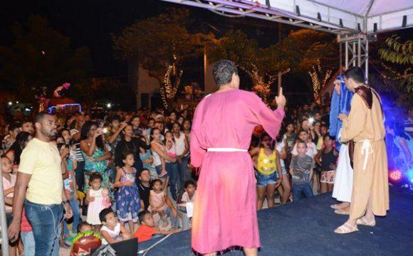 Vila de Natal inicia na noite desta sexta em Araguaína