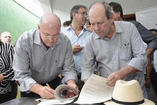 Termo de cooperação técnica entre Prefeitura e Naturatins beneficiará a toda a região do entorno de Araguaína