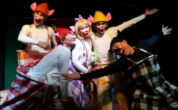 Finais de semana de Araguaína contam com programações teatrais