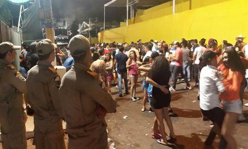 Bombeiros registram 66% de queda no número de ocorrências nos circuitos de Carnaval