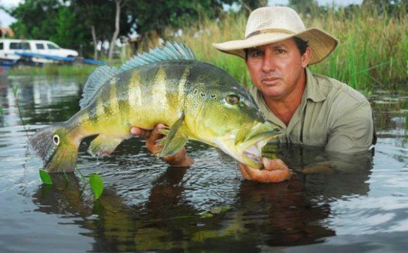 Pesca esportiva é opção turística no Tocantins
