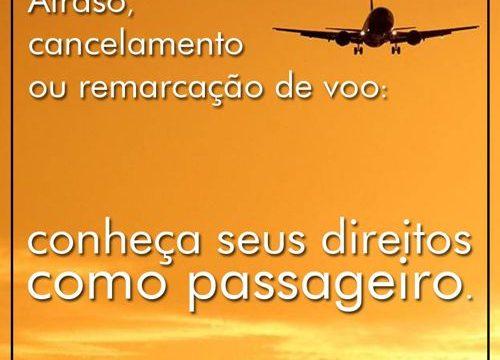 Atraso, cancelamento ou remarcação de voo: conheça seus direitos como passageiro