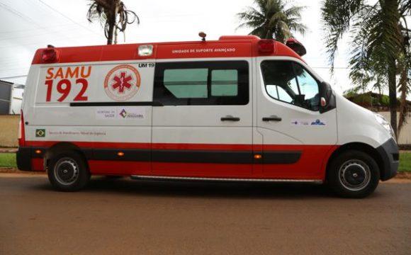 Prefeitura entrega unidade avançada ao SAMUde Araguaína