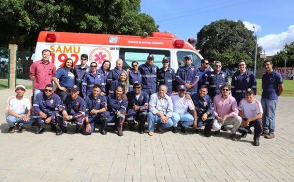 SAMU de Araguaína contará com sede própria em Araguaína
