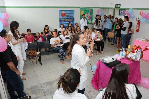 Araguaína promove Semana do Bebê com ações sociais e de saúde