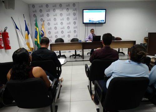 Comércio de Araguaína recebe treinamento da Prefeitura sobre NFe