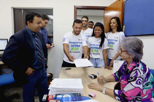 Elenil apoia iniciativa popular para ampliar idade de ingresso na PM do Tocantins