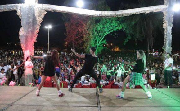 Prefeitura homenageia mães com dia especial no Parque Cimba
