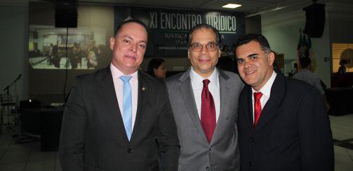 Ouvidor Eleitoral participa em Araguaína do XI Encontro Jurídico da Faculdade Dom Orione