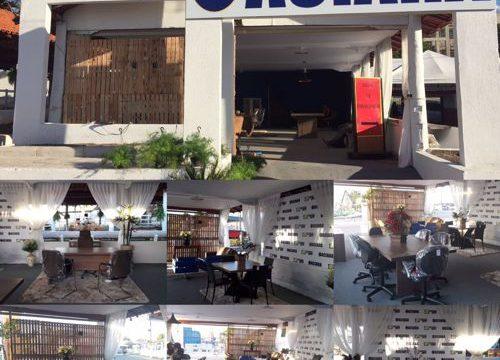 ACIARA montou estande para receber empresários e visitantes durante a EXPOARA