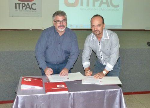 ACIARA, ITPAC e Prefeitura firmam parceria pela capacitação profissional