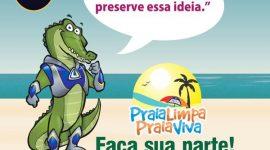 Projeto Praia Limpa, Praia Viva terá foco na educação ambiental em 2019
