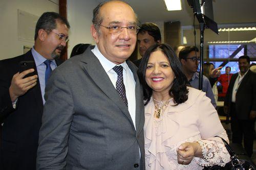 Com a presença de Gilmar Mendes, TRE-TO encerra projeto Tocantins 100%