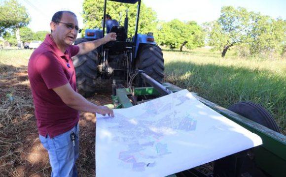 Em Araguaína, Prefeitura mapeia focos de queimadas e faz trabalho preventivo