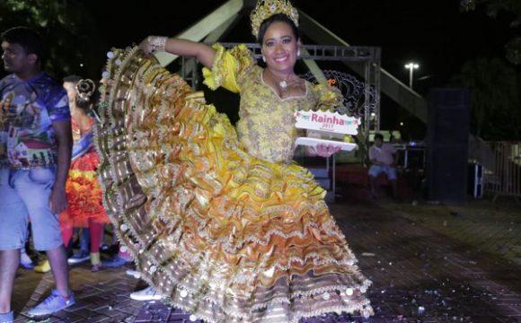 Arranca Toco leva título de RainhadoSãoJoãodoCerrado 2017