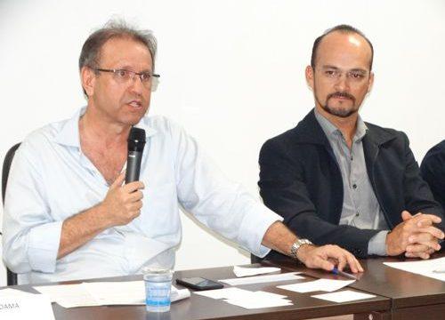 ACIARA recebeu governador Marcelo Miranda para conversa com empresários