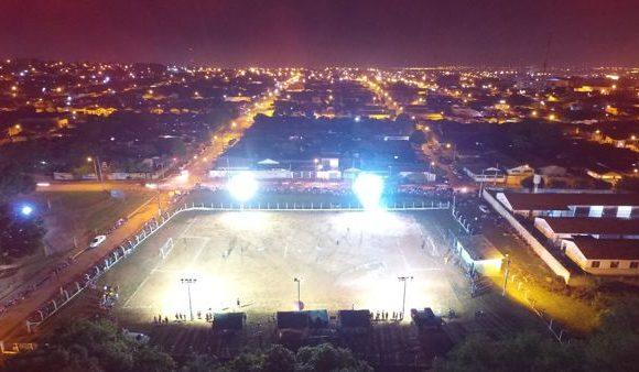 Prefeitura promove 3º Torneio de Férias de Futebol de Areia em Araguaína