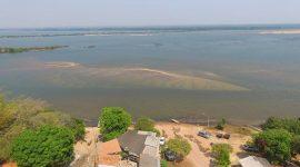 Prefeitura investe em serviços de saúde e meio ambiente na praia do Garimpinho