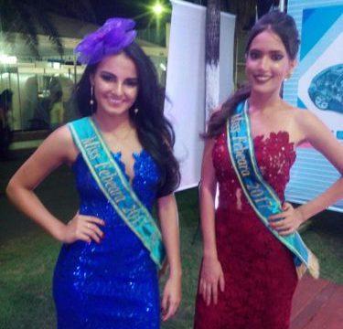 Candidatas Miss FEBEARA chamam atenção na Feira Araguaína Tem