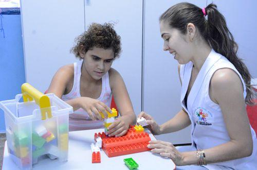 Única clínica-escola do Tocantins muda realidade de crianças autistas