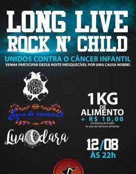 Entidade social de Palmas promove evento cultural beneficente em prol da luta contra o câncer infantil