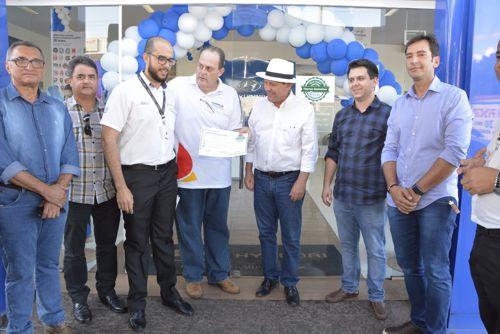 Prefeitura entrega primeiro Selo Verde a empresa sustentável em Araguaína