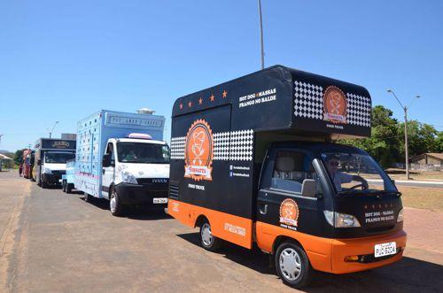 Food truckschegam a Araguaína com entrada gratuita no Parque Cimba