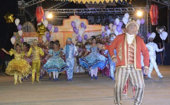 Junina araguainense representará o Tocantins no Arraiá Brasil