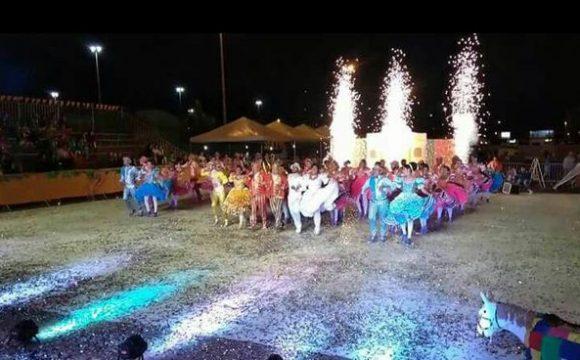 De Araguaína, Arranca Toco é vice-campeã em festival nacional de juninas
