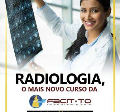 FACIT lança novo curso superior tecnológo em Radiologia