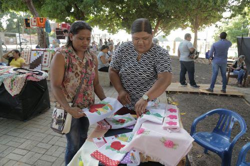 Feira do Trabalho incentiva empreendedorismo em Araguaína