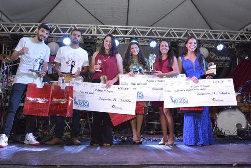 Festival de Música da Juventude de Araguaína é marcado pela diversidade