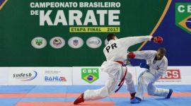 Araguaína sediará final do 1º Pré-Olímpico Nacional de Karatê