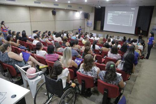 Seminário discute os Direitos das Pessoas com Deficiência em Araguaína