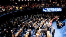 Precedente? Mais de 60% dos senadores que votaram pelo retorno de Aécio Neves são investigados pelo STF
