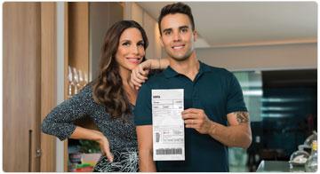 ANEEL e distribuidoras abrem campanha contra o desperdício. Família inteligente, consumo consciente