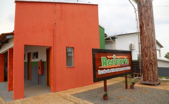 Primeira escola de artes pública do Estado será inaugurada em Araguaína
