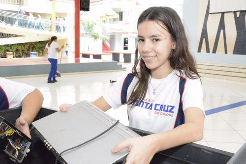 Prefeitura é parceira de campanha que recolhe lixoeletrônicoem Araguaína