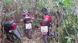 Polícia Militar recupera cinco motocicletas roubadas e devolve aos respectivos proprietários em Araguaína