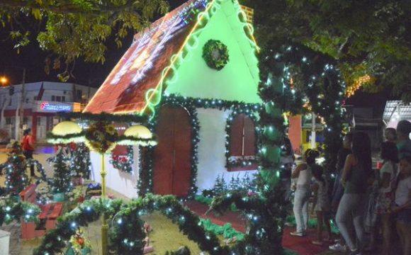 Prefeitura propõe concurso de decoração natalina com descontos no IPTU