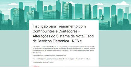 Prestadores de serviços devem se recadastrar para emissão de notas fiscais