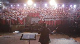 700 vozes se apresentarão na Cantata de Natal no próximo dia 19 em Araguaína