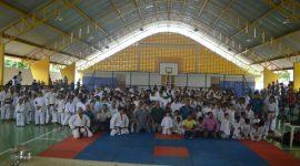 Programação do Pré-Olímpico Nacional de Karatê têm início nesta quinta-feira