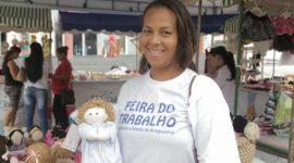 2ªFeira do Trabalho de Araguaína reúne mais de 30 artesãos na Praça das Bandeiras