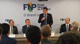 """Prestigiado e reconhecido pela gestão de Palmas, Amastha assume FNP e destaca: """"País precisa entrar na era dos municípios"""""""
