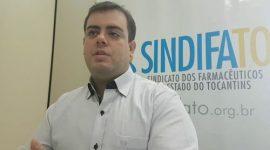 Sindifato cobra Prefeitura de Araguaína pagamento de salário e 13º dos farmacêuticos; MPE e TCE são acionados