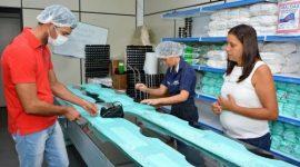 Araguaína terá fábrica pública de fraldas com produção de até 600 unidades/dia