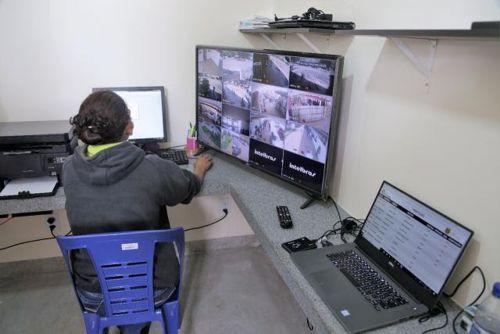 Nova Rodoviária de Araguaína já conta com monitoramento eletrônico