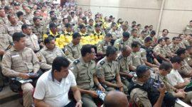 Policiais militares de Araguaína recebem capacitação sobre fiscalização da CNH digital